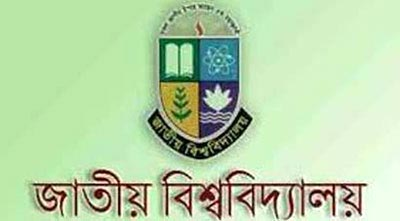 National University Maters Admission 2019