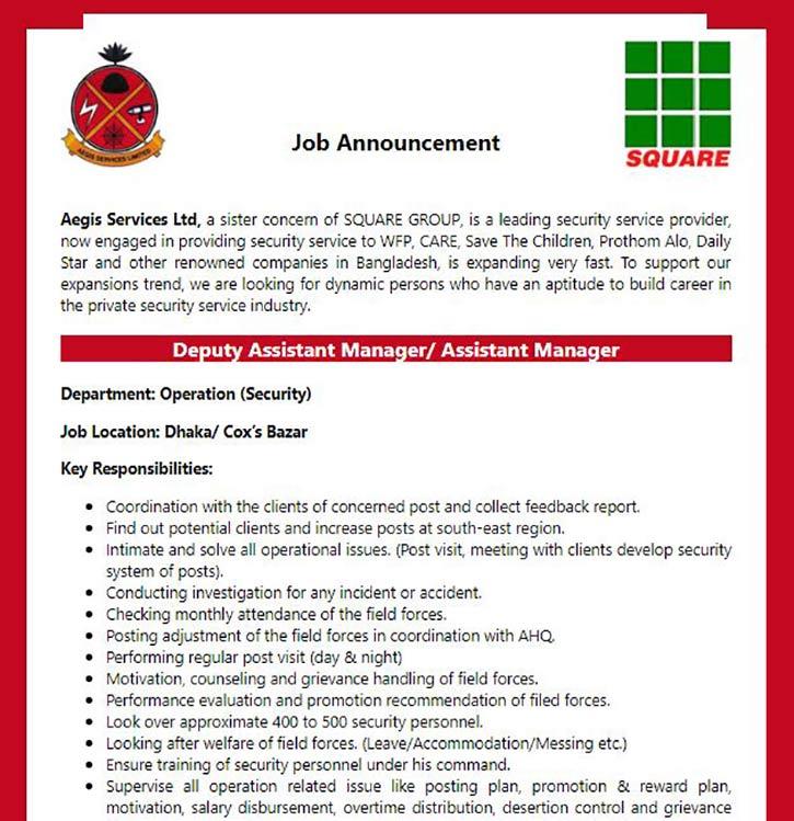Jk group job circular 2019