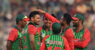 Bangladesh is ahead ahead of the first leg.