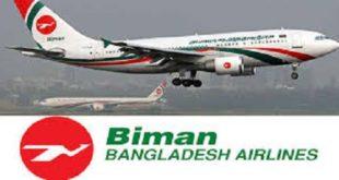 Biman Bangladesh Job Circular 2019