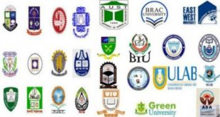 Public University Admission Test 2019-20