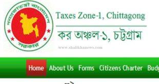 Tax Commission Office Job Circular 2020