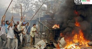 Delhi is the model of Gujarat riots