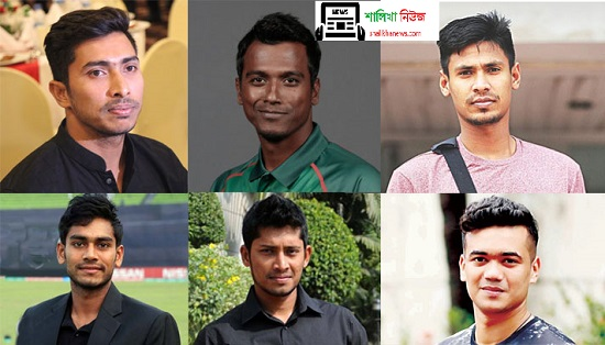 Cricketers of Bangladesh