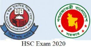 HSC Exam Result 2020