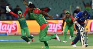 Rubel Hossain Cricketer