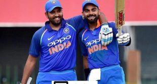 Virat & Rohit Sharma