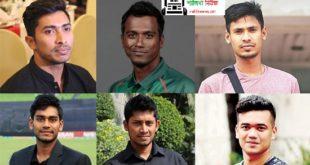 Cricketers of Bangladesh