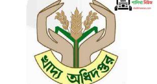 Food Ministry Exam result 2020